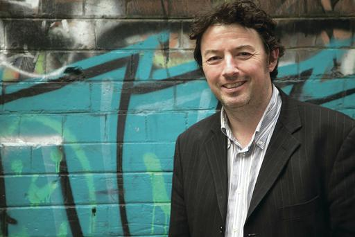 Playwright Donal O'Hagan