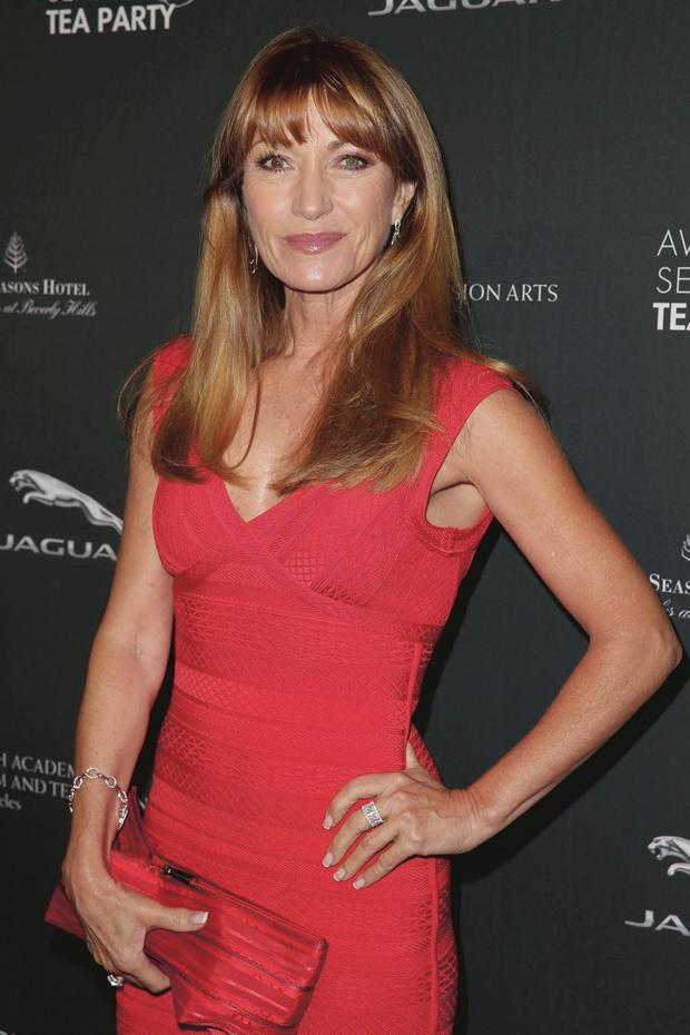Age of reason: actress Jane Seymour looks fab without that frozen Botox look