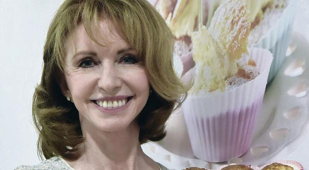 Wee buns: cake-maker Jane Asher's latest venture is a bakeware range with Poundland