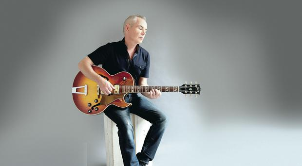 Nik Kershaw will play the Waterfront Studio in Belfast on Wednesday, September 3