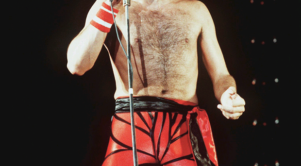 A kind of magic: Freddie Mercury in his prime
