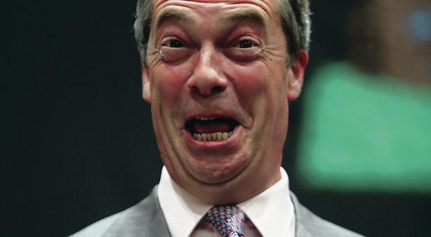 Foreign policies: Nigel Farage