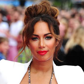 Leona Lewis found fame on The X Factor