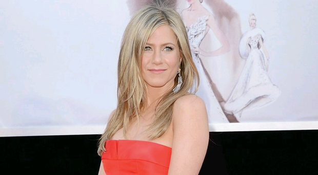 Star advice: Friends actress Jennifer Aniston encourages women to treat themselves well
