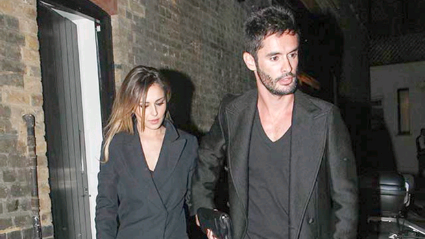 Cheryl Cole with new husband Jean-Bernard Fernandez-Versini