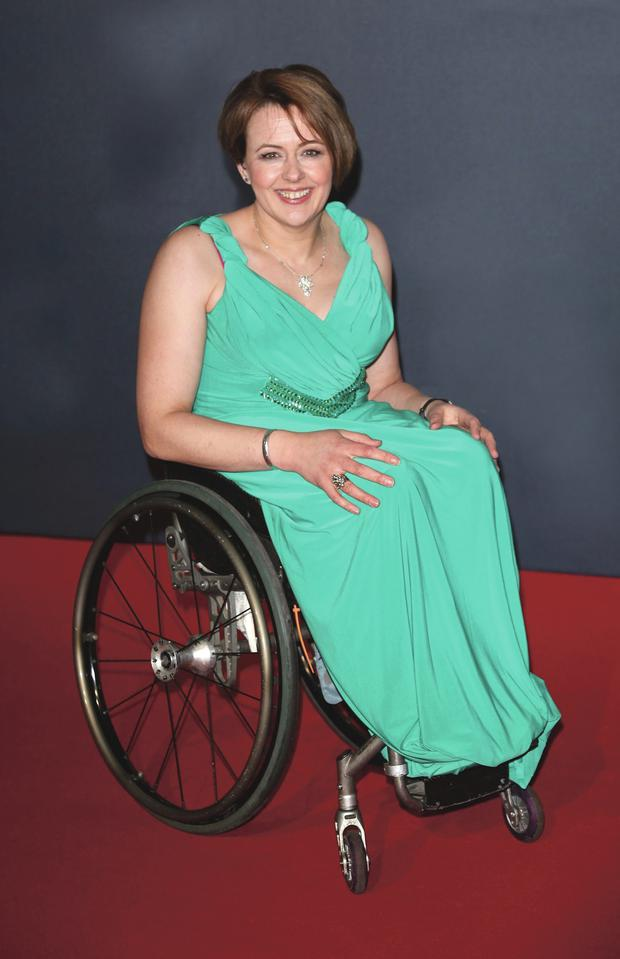 Without peer: Tanni Grey-Thompson won 16 medals during her career