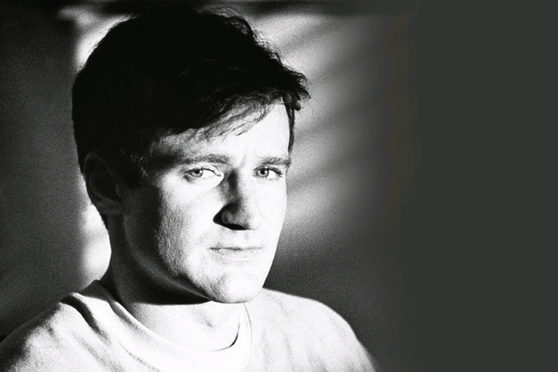 Force of nature: Robin WIlliams in his younger days