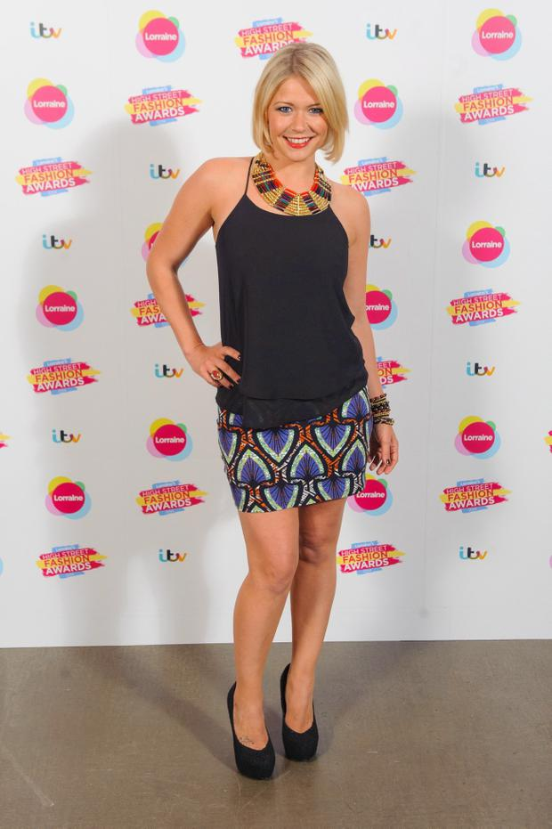 New lease of life: Suzanne Shaw