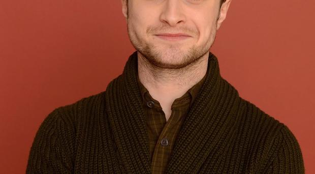 Daring to be different: Actor Daniel Radcliffe