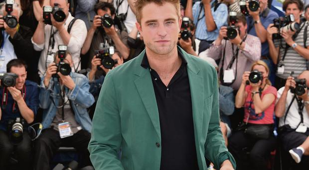 New direction: Robert Pattinson is leaving his teen image behind