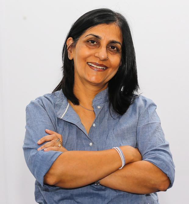 Nisha Tandon, founder of ArtsEkta