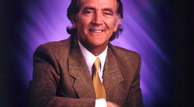 Former BBC Radio Ulster presenter Gerry Anderson