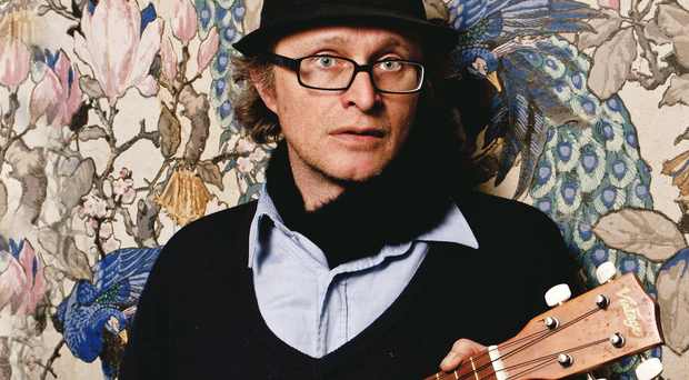 Simon Munnery will be playing the Black Box, Belfast, on Tuesday, September 30, as part of this year's Belfast Comedy Festival