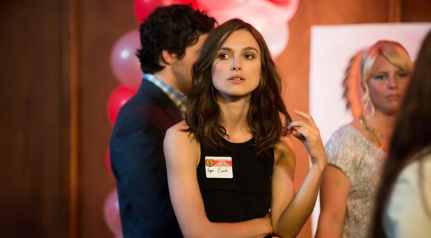 Keira Knightley in Say When