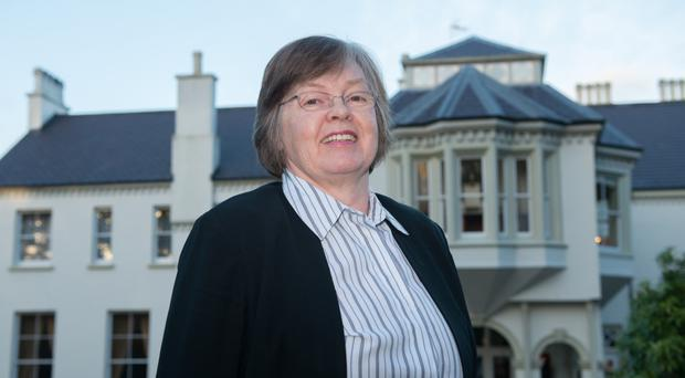 Patsy O'Kane, owner of the Beech Hill Hotel