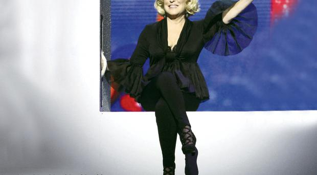 Variety is the spice of life: Bette Midler, who will perform this year