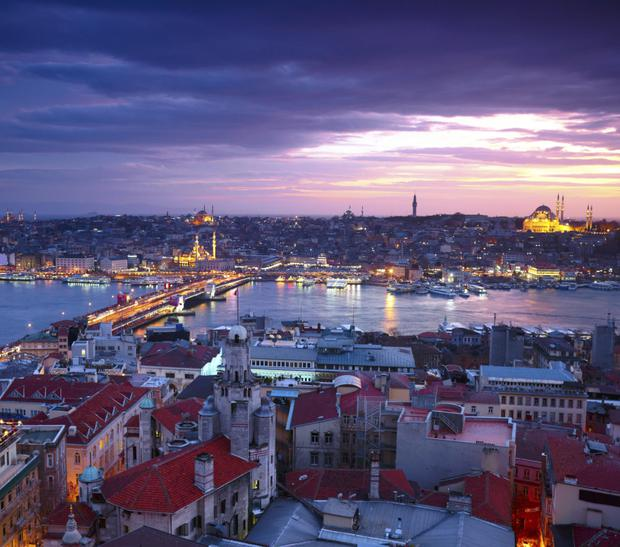 Turkish delight: the city of Istanbul
