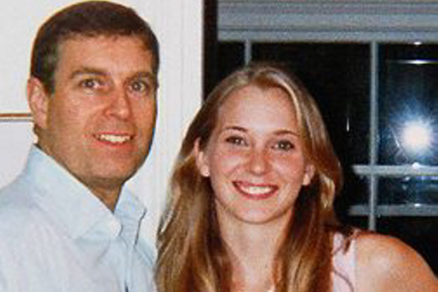 Prince Andrew and Virginia Roberts. Lawyers for Ms Roberts say she 'will not be silenced' by emergence of 1998 court records