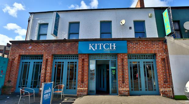 Kitch offers a selection of fresh and tasty dishes in cool and trendy surroundings