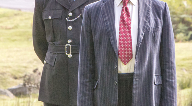 Martin Shaw as Inspector George Gently