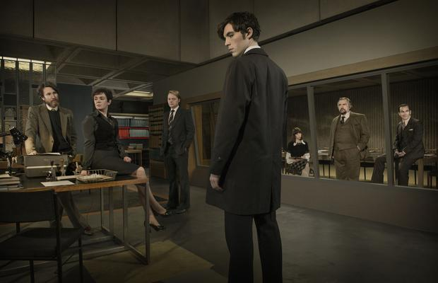 Tom Hughes in new series The Game