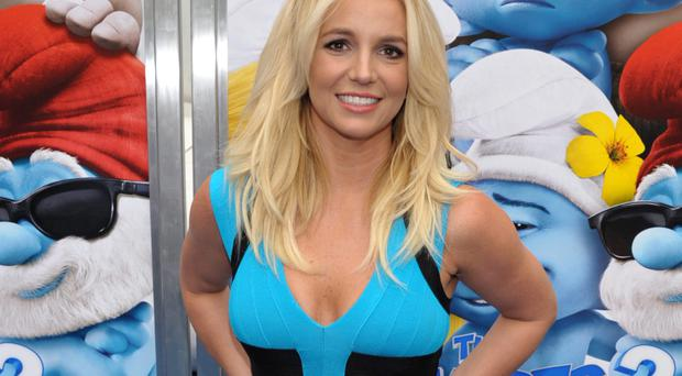 Cheesy pop: but Britney Spears has had some great disco-dancey hits