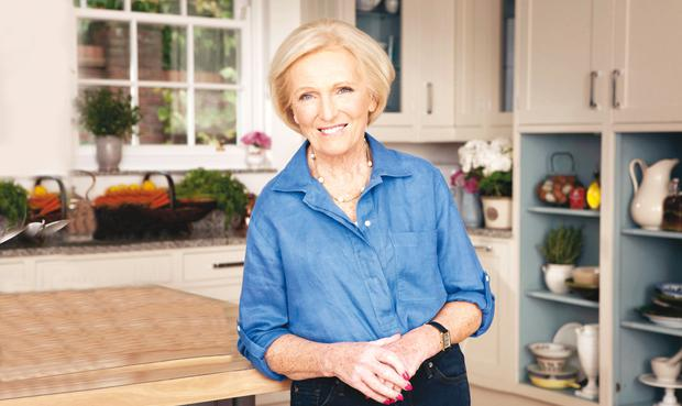 Mary Berry shares her best recipes in new series Absolute Favourites