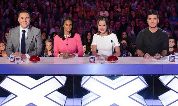 Britain's Got Talent judging panel
