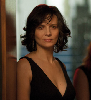 Gallic flair: Juliette Binoche in Cloud of Sils Maria