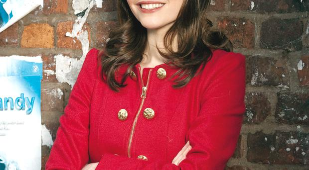 Kate Ford as Tracy Barlow