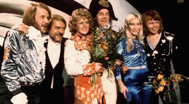 Eurovision has featured talented acts such as Abba