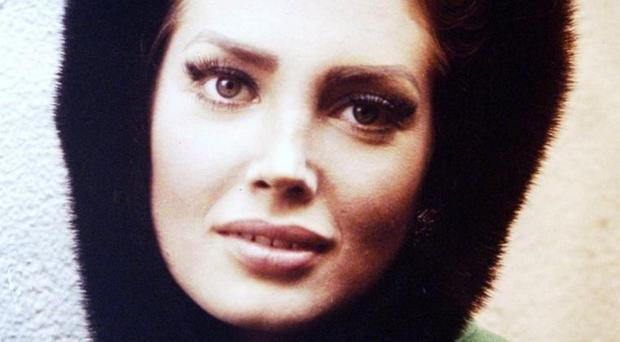 Bit rich: actress Gayle Hunnicutt would never have cried poverty