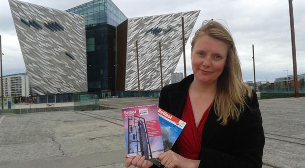 Helpful hints: Heidi McAlpine has created a travel guide for visitors to Belfast