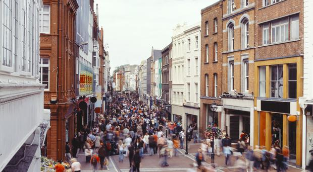 Light levies: when visiting Dublin always carry a coin, a piece of chocolate or a banana