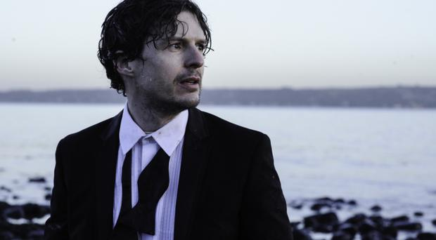 Thrilling role: Richard in the short film Cleansed