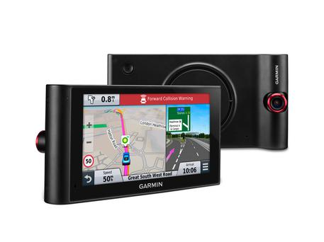 Garmin nuviCam, available from garmin.com