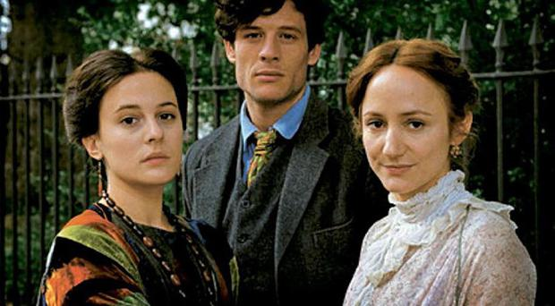 TV drama: Life In Squares depicts the Bloomsbury Group