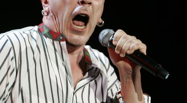 Going strong: John Lydon is still making music with Public Image Ltd