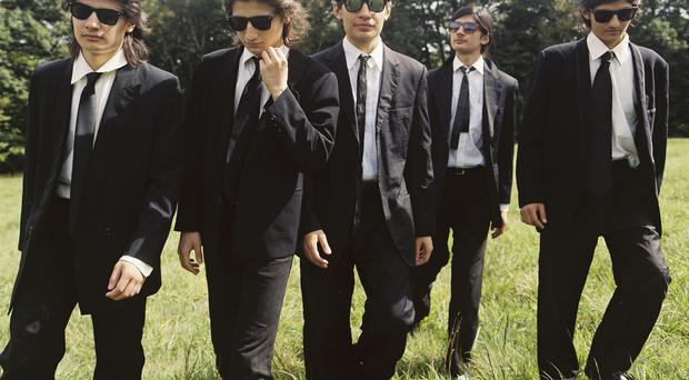 The Wolfpack: the brothers say they're inspired by Reservoir Dogs
