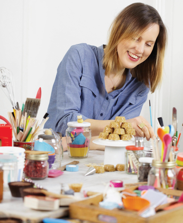 Tasting success: Frances Quinn