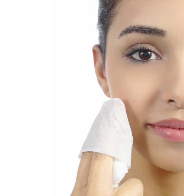 Face facts: wet wipes are not necessarily good for your skin