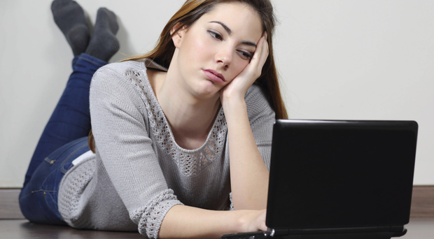 Common angst: social media, romance and schoolwork can all lead to stress