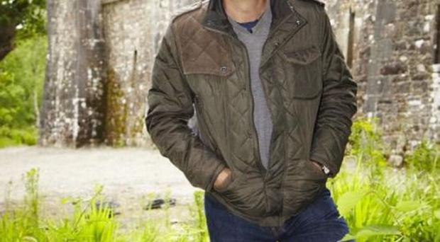 Green matters: Kevin McCloud has a passion for the environment
