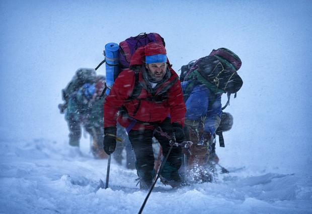 Epic film: Everest could well inspire new challenges