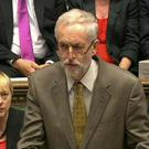 Dress sense: Jeremy Corbyn doesn't like ties