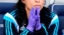 Role model: physio Eva Carneiro has left Chelsea