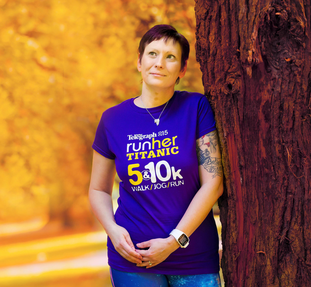 Fighting back: Dawn McEvoy who suffers from fibromyalgia