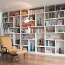 Wall storage units from £1,200 per linear metre, Barbara Genda Bespoke Furniture