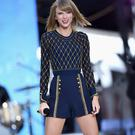 Online inspiration: singer Tayor Swift