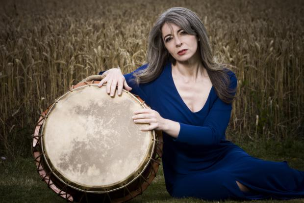 Beat it: Evelyn Glennie